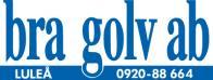 Bra Golv i Norrbotten logotyp