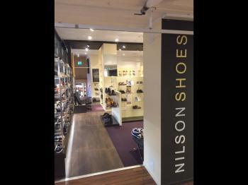 Presentationsbild för referensen Skoaffär Nilson Shoes